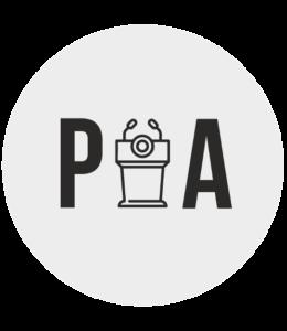 logo politikal arena